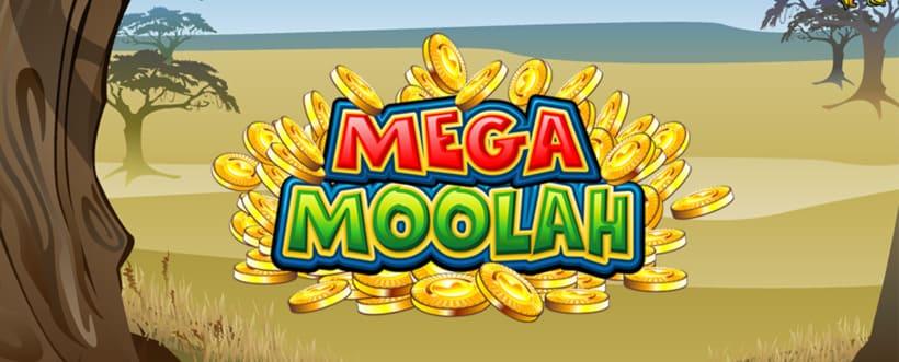 Mega Moolah från Microgaming
