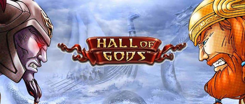 Hall of Gods från Netent