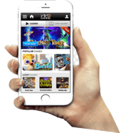 Online casino mobil